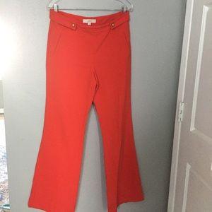 LOFT red dress pants
